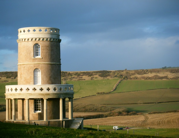 Clavell Tower at Kimmeridge