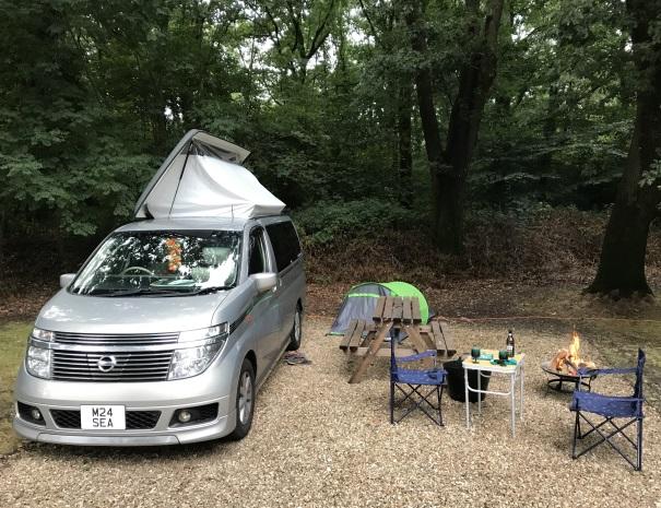 Campervan-setup-with-firepit