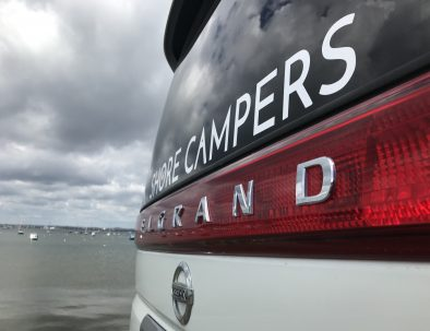Shore Campers Decal