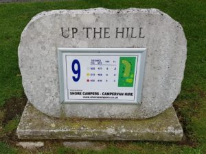 sponsoring the golf