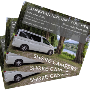 campervan gift vouchers large