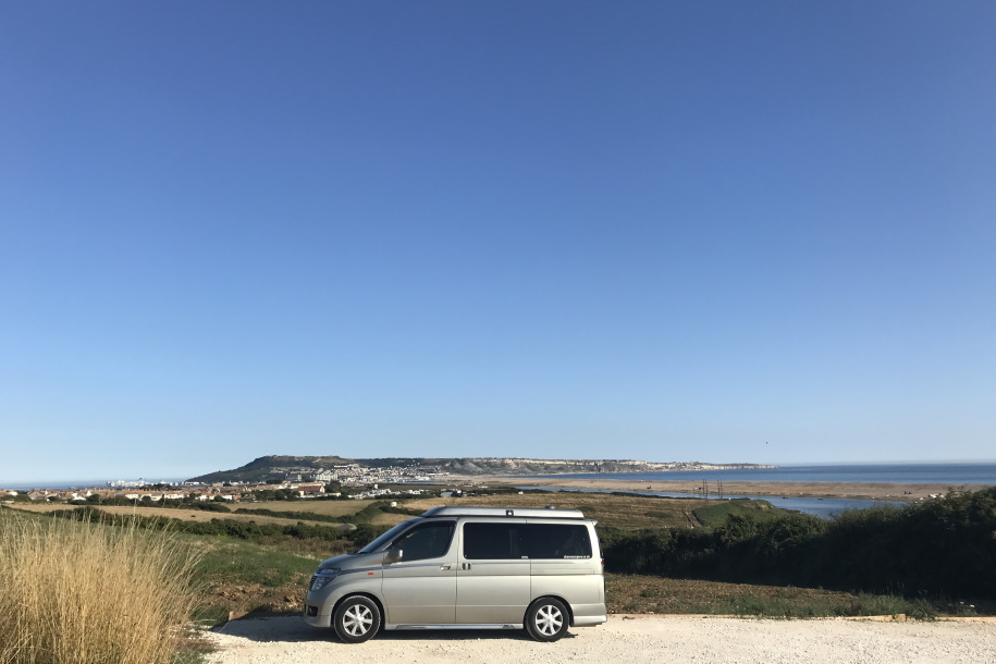 Dorset Campervan Hire