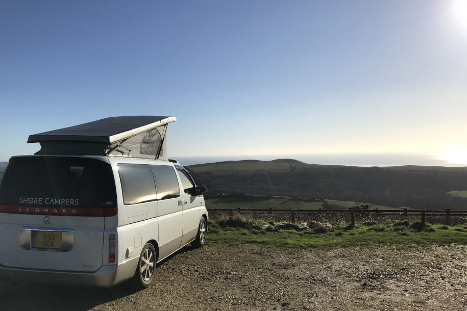 we love Elgrand campervans