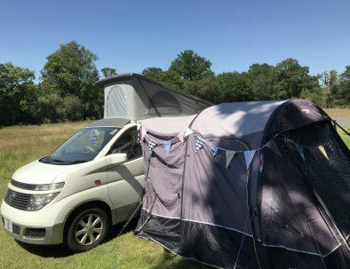 Campervan bunting