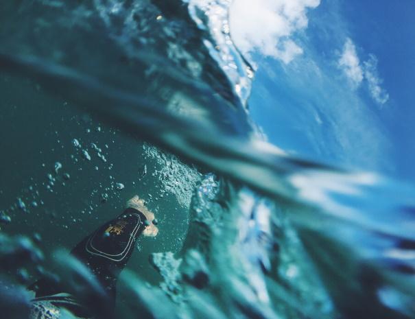 campervan open water swimming