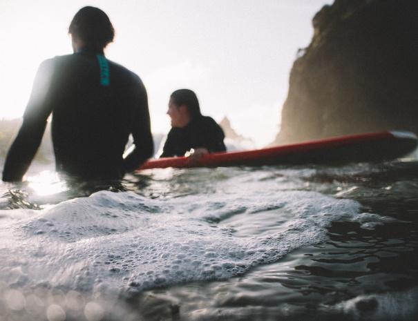 campervan surfing packages