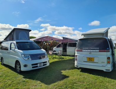 campervan convoy