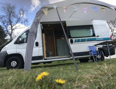 Finn the campervan