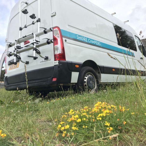 Miles the vanlife campervan